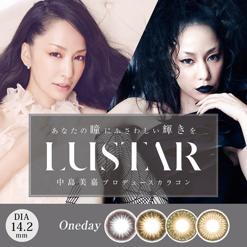 ラスターワンデー LUSTAR Oneday (1日/10枚入)